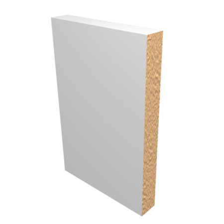 #1X8 Baseboard