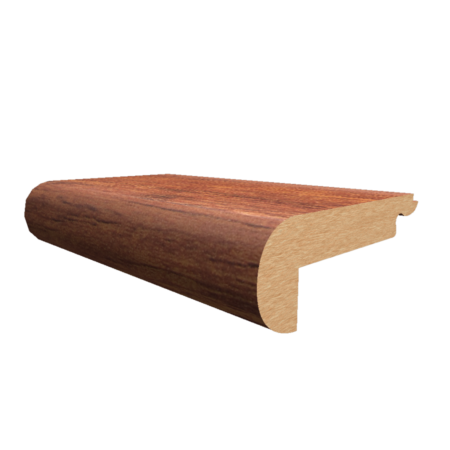 Parkay Flush Stair Nose Brazilian Cherry