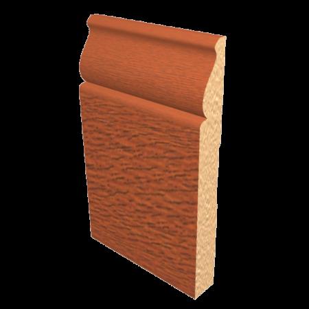Laminated Baseboard Merbau #4386