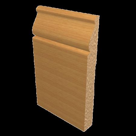 Laminated Baseboard Beech #4386